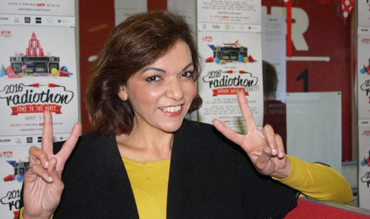 Anne Aly Comes to the Party