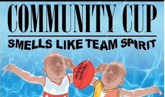 Community Cup Clash: Musos vs Newsies