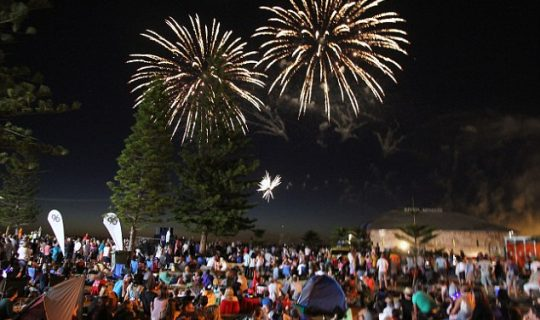 Fremantle Council Cancels Fireworks