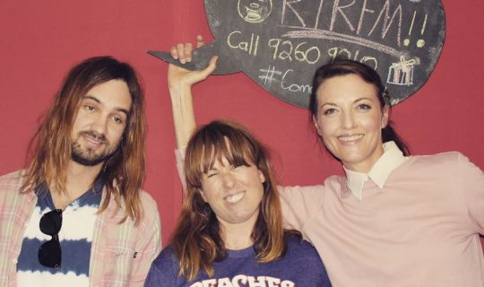 Kevin Parker Comes to the Party
