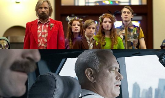 Movie Squad: Captain Fantastic & Sully
