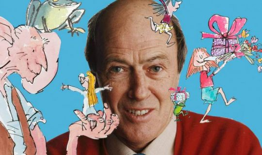 Happy 100th birthday, Roald Dahl