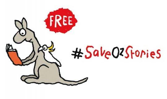 #SaveOzStories