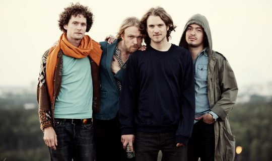 Dungen's Mysticism of Sound