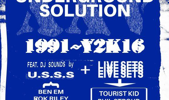 25 Years of Underground Solution