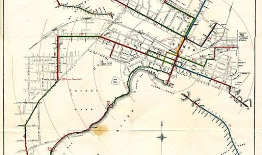 Understorey: Connectivity, Not Transport