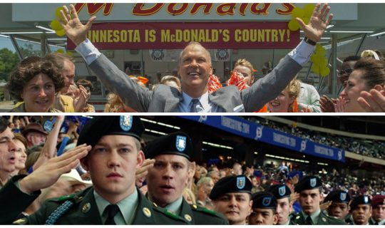 Movie Squad: Billy Lynn's Long Halftime Walk & The Founder
