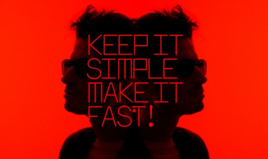 Keep it Simple, Make it Fast