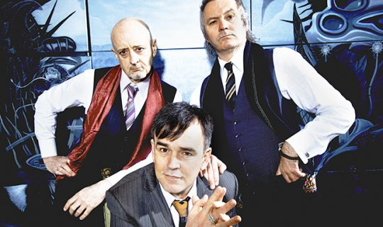 The Rebirth of Doug Anthony All Stars