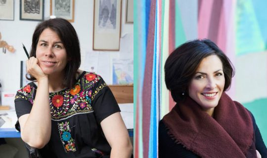 A Room of One's Own: Wendy Martin & Zoe Atkinson