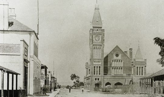 Perth Now & Then