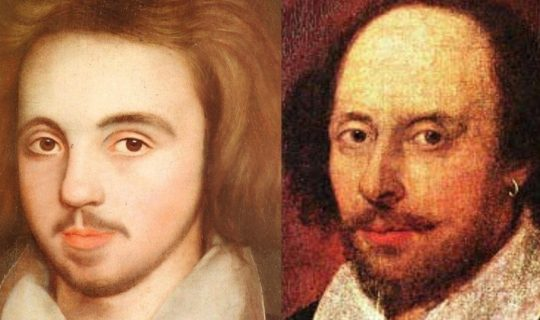Talk the Talk: Shakespeare and Marlowe (featuring Eve Siebert)