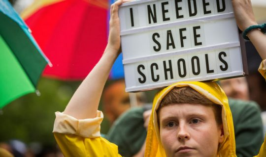 The Need For Safe Schools