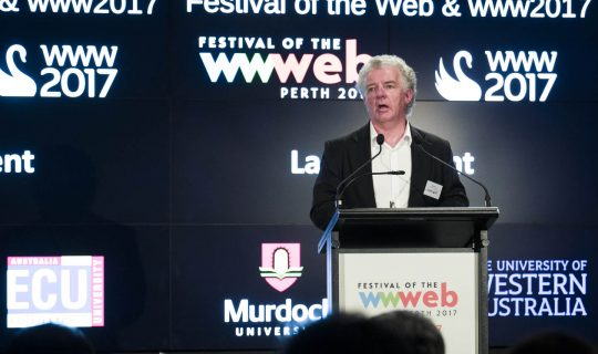 Perth's Inaugural Festival of the Web