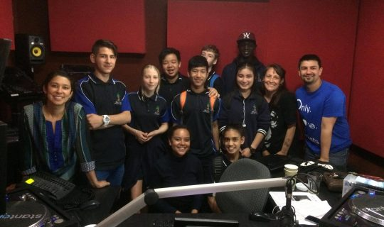 Sibling Music & Balga Senior High School