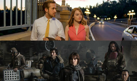 Movie Squad: Rogue One & La La Land