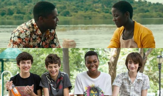 Movie Squad: Queen of Katwe & Little Men