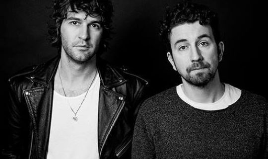 Japandroids Dream of Electric Sheep