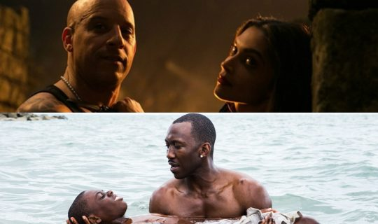 Movie Squad: XXX: The Return of Xander Cage & Moonlight