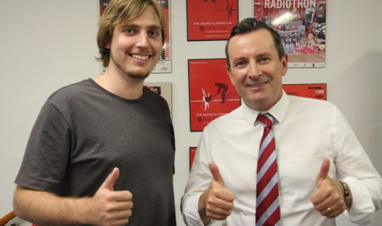 WA Labor's Pledge To Music