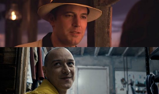 Movie Squad: Split & Live By Night
