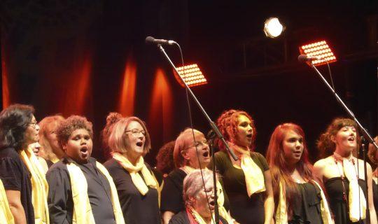 Talk the Talk: Sing Loud Sing Proud (featuring Jo Randell)