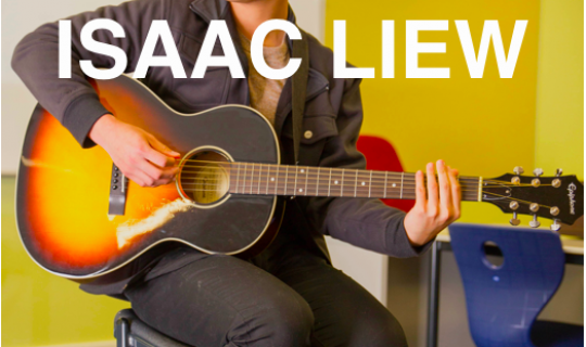 Isaac Liew
