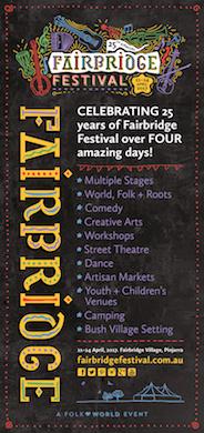 2017 Fairbridge Festival flyer front - FINAL