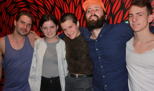 Stealing Hearts with Big Thief
