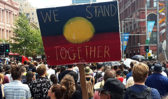 Australia's Indigenous Rights Record Under Scrutiny.
