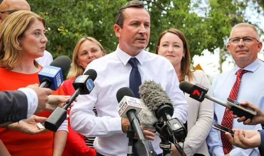 Labor Looks Towards State Election