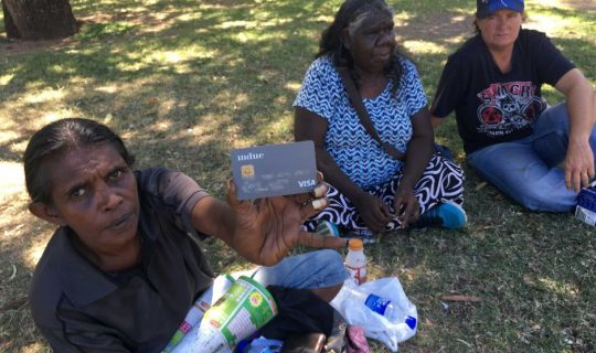 Government Report Labels Cashless Welfare Card a Success
