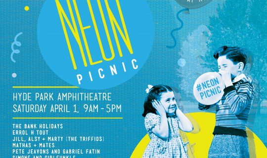 Neon Picnic: 40 Years of RTRFM