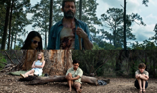 Movie Squad Logan & Jasper Jones