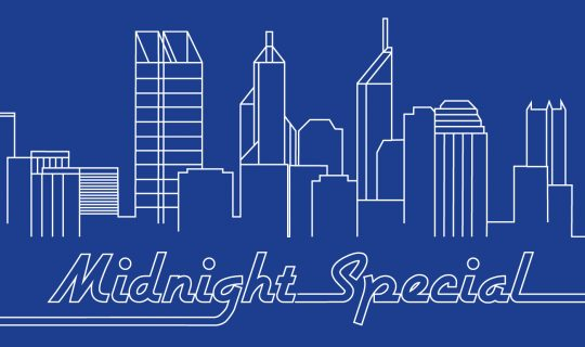 Natalie Blom on zines; Wade McCagh on politics (Midnight Special Podcast #10)