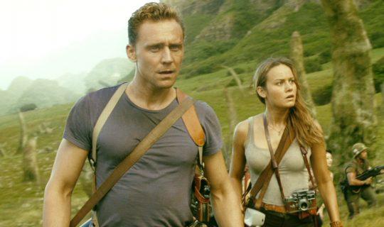 Movie Squad: Kong: Skull Island & A Few Less Men