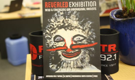 Revealing Upcoming Aboriginal Artists