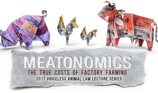 Meatonomics and other animal matters