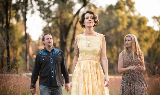 Fremantle Winter Music Festival: Delilah Rose & the Gunslingers