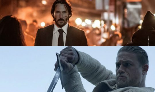 Movie Squad: John Wick Chapter 2 & King Arthur: Legends Of The Screen