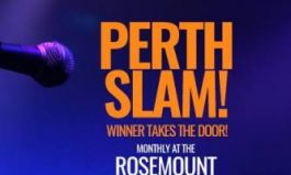 Slam some poetry, Perth!