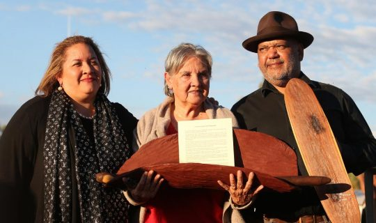 Uluru Statement Cannot Be Ignored.