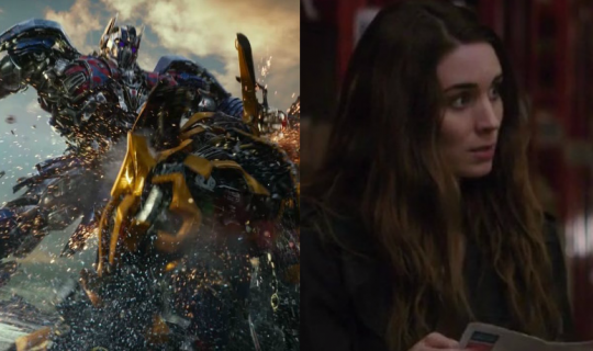 Movie Squad: Transformers & Una