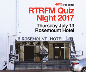 RTR Quiz Night 2017