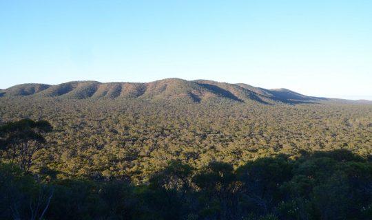 Protecting The Helena Aurora Range