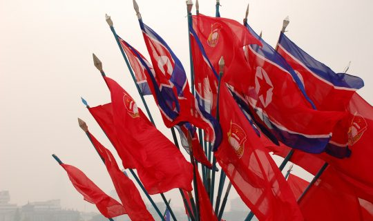 North Korea Continues To Go Ballistic