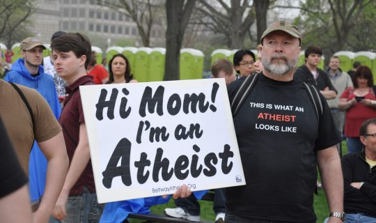 Rise Of The Atheists