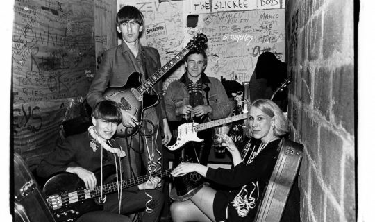 The Go-Betweens: Right Here at Revelation