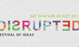Disrupted Festival Of Ideas