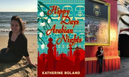 Hippy Days, Arabian Nights: A Memoir by Katherine Boland